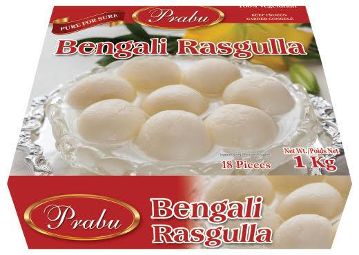 Bengali Rasgulla 1